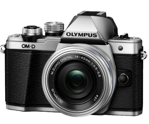 Olympus OM D E M10 Mark II   Systemkamera + 4 42 mm Pancake für 499€ (statt 539€)