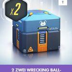 2 Overwatch Wrecking-Ball-Lootboxen gratis – nur für (Twitch) Prime Mitglieder