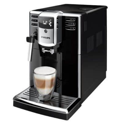 PHILIPS EP5310/10 5000   Kaffeevollautomat 15 bar Keramik für 327,75€ (statt 407€)