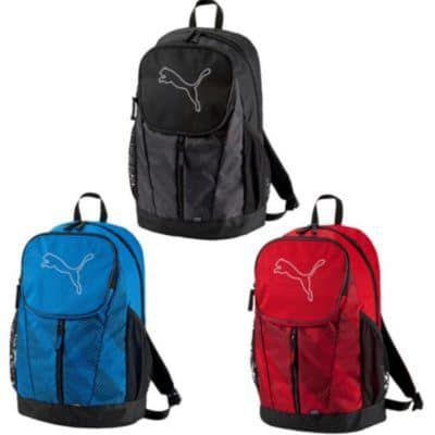 PUMA Echo Backpacks   Rucksäcke mit Laptopfach für je 16,99€ (statt 23€)