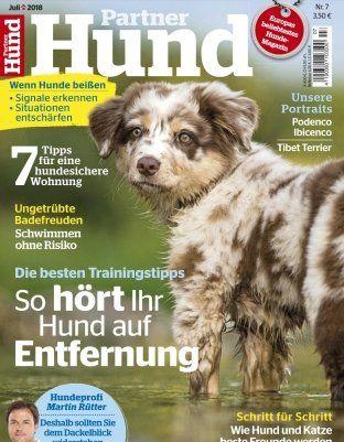 Jahresabo Partner Hund für 19,95€ (statt 46,80€)