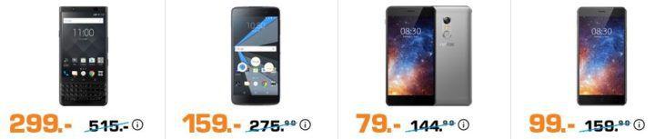 Saturn Weekend Sale: günstige TVs, Audio, Speicher und Smarphones