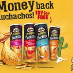 Pringles Tortilla gratis testen dank Geld zurück Garantie