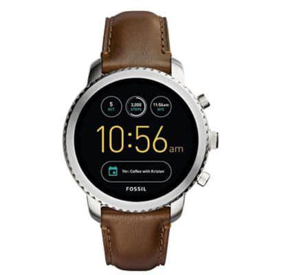 FOSSIL FTW4003 Q Herren Smartwatch für 119,99€ (statt 190€)