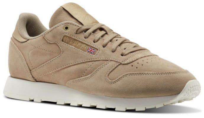 Reebok Classic Leather Montana Cans collaboration Herren Sneaker für 49,90€ (statt 62€)