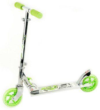 Kounga Scooter Roller mit Fersenbremse für 26,99€