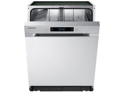 Samsung DW60M6040SS teilintegrierbarer Geschirrspüler für 335,30€ (statt 388€)   nur Abholung