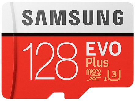 Samsung MicroSDXC EVO Plus   128GB  Speicherkarte für 19€ (statt 23€)