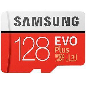 Samsung MicroSDXC EVO Plus – 128GB  Speicherkarte ab 14€ (statt 23€)
