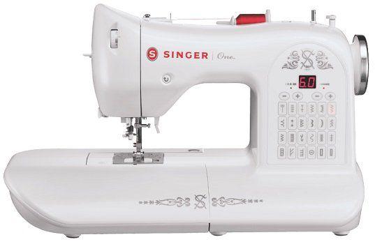 SINGER One Computernähmaschine für 199,99€ (statt 227€)
