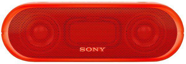 Sony SRS XB20 Bluetooth Lautsprecher in rot für 39€ (statt 58€)