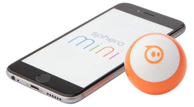 SPHERO Sphero Mini appgesteuerter Roboterball für 39€ (statt 53€)
