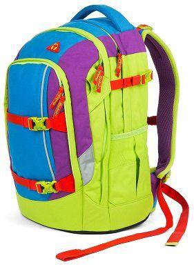 Satch Pack Schulrucksack Flash Jumper ab der 5. Klasse in blau oder lila für 90€ (statt 119€)