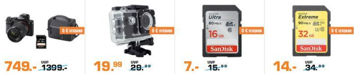 Saturn Weekend Sale: günstige TVs, Audio, Foto und Best of Lenovo & Philips