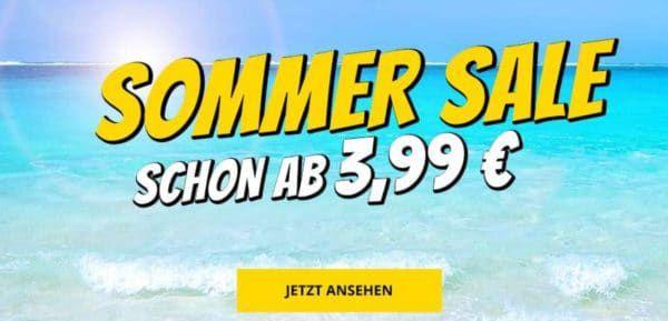 SportSpar Mega Summer Sale: z.B. Nike Athletic Camo Wende Kappe ab 5,99€