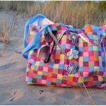 Ebook mit Schnittmuster für Strandtasche Kuba gratis + Gutschein on top