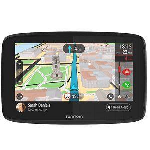 TOMTOM GO 620 PKW Navigationsgerät mit 6 Zoll, Kartenmaterial für 152 Länder und Lifetime Updates für 180,99€ (statt 225€)