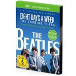 The Beatles – Eight Days a Week – The Touring Years als Digipak-DVD für 5€ (statt 9€)