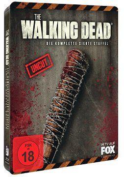 The Walking Dead   Die komplette Staffel 7 als exklusive Steelbook Blu ray für 22€ (statt 36€)
