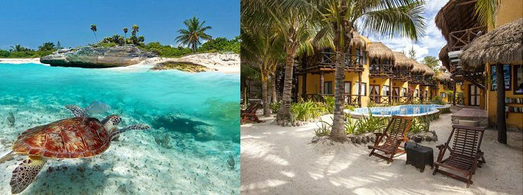Strandhopping an der Küste Mexikos: 8, 11 oder 15 ÜN inkl. Frühstück, Transfer und Flüge ab 1.269€ p.P.