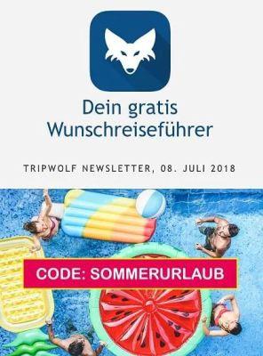 Tripwolf Reiseführer (Android/iOS) gratis