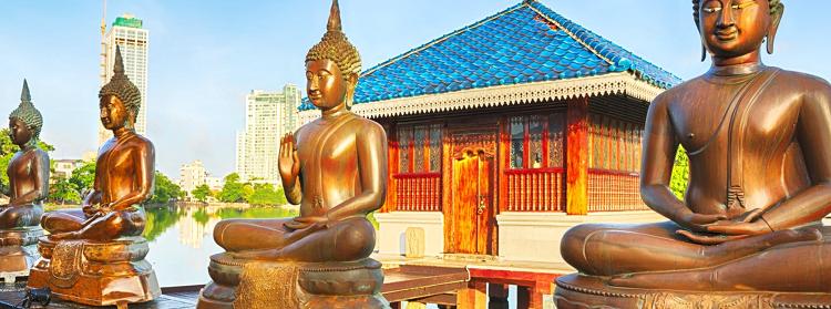 14   15 ÜN Rundreise durch Sri Lanka inkl. Flug, Hotels & Halbpension ab 1.229€ p.P.