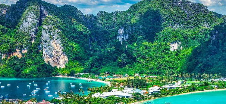 Inselhopping Thailand: 12 ÜN inkl. Frühstück, Transfer und Flüge ab 1.359€ p.P.