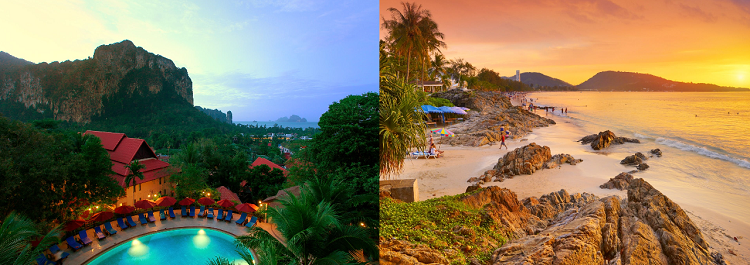 Inselhopping Thailand: 12 ÜN inkl. Frühstück, Transfer und Flüge ab 1.219€ p.P.