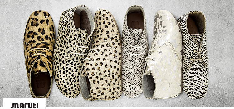 Maruti Sale bei Vente Privee   z.B. Schuhe aus Veloursleder ab 35,90€ (statt 72€)