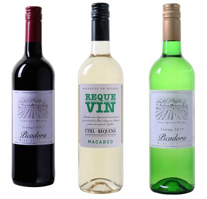 Weinvorteil Sommerwein Sale mit Weinen ab 3,99€ pro Flasche