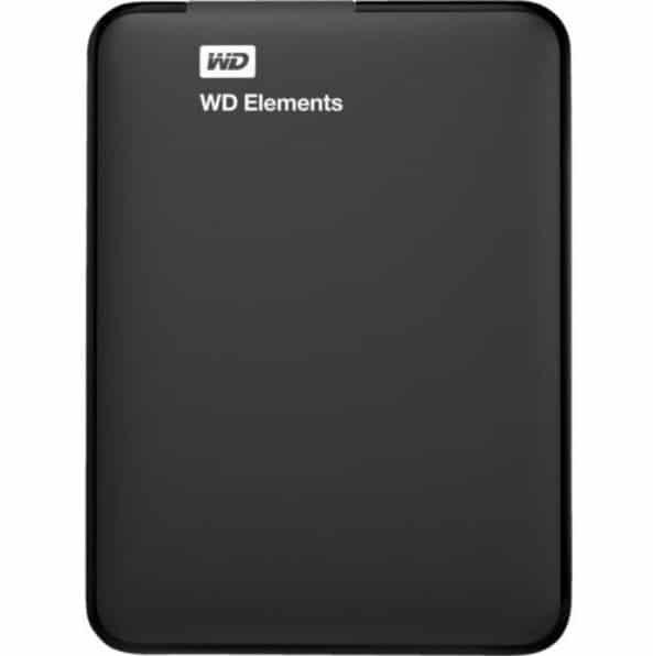 WD Elements 500 GB ext. 2.5 HDD für 33€ (statt 45€)