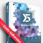 WebSite X5 Start 16 (Vollversion, Windows) gratis