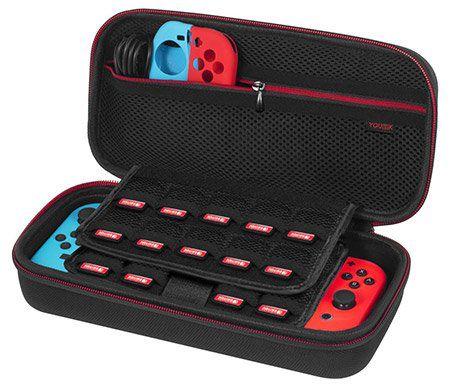 Hardcase für Nintendo Switch inkl. Zubehör für 7,99€ (statt 15€)