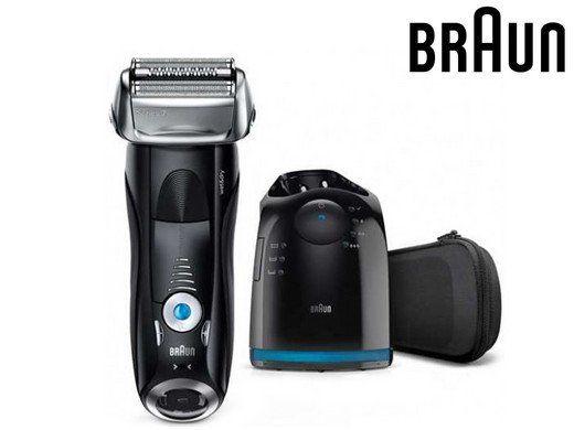 Braun 7880cc Wet & Dry Rasierer für 149,95€ (statt 195€)