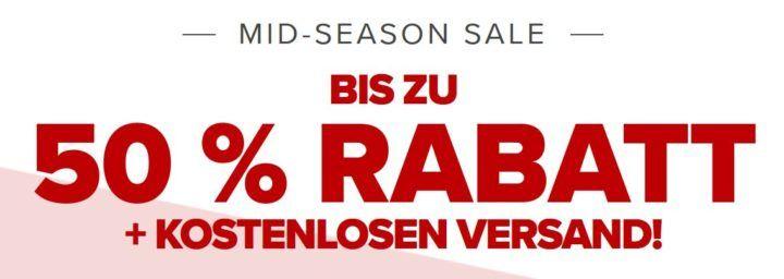 Top! Crocs: 50% Rabatt auf den Sale + VSK frei