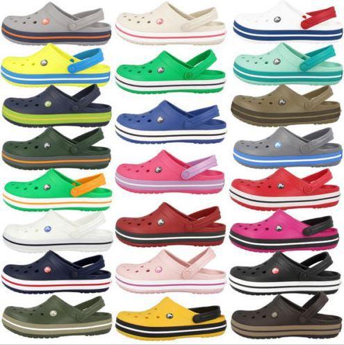 Crocs Crocband Universal Schuhe für je 27,90€ (statt 37€)
