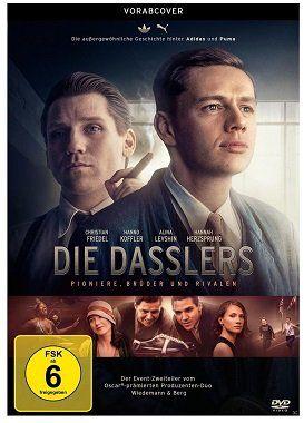 Die Dasslers   Pioniere, Brüder und Rivalen als DVD und Blu ray für 5€ (statt 13€)