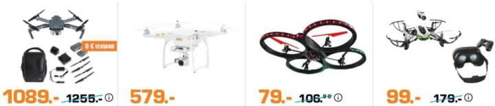 Saturn Late Night Shopping: günstige Drohnen, Haushaltsartikel & Wearables  z.B. GARMIN Forerunner 235 WHR für 169€