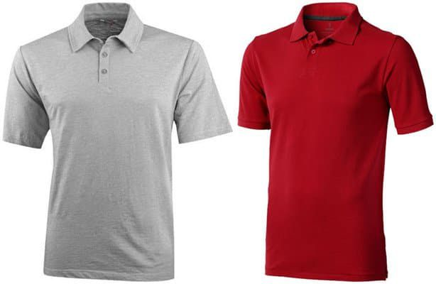 Elevate Calgary Poloshirt für 1,99€ (statt 7€)