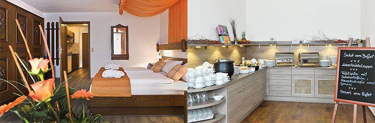 5 ÜN im Rottal in einem Apartment inkl. Frühstück & Thermenbesuch für 100€ p.P.