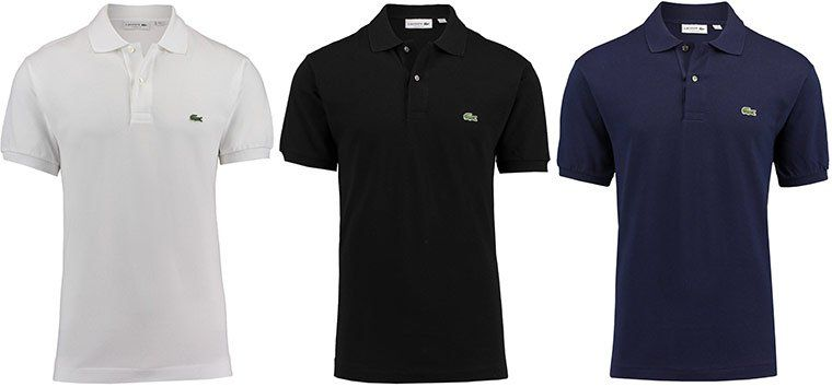 Lacoste Classic Fit Poloshirts in 11 Farben je ab 56,91€ (statt ~70€)