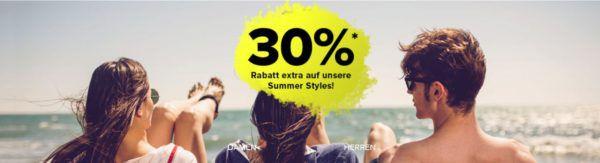 Dress for less mit 30% extra Rabatt auf alle Sommer Styles + 10% NL Gutschein bis Mitternacht