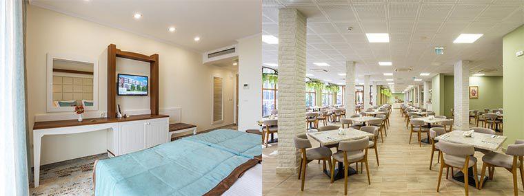 7 Tage Sonnenstrand im 5* All Inclusive Hotel mit Flug, Transfer & Zug ab 352€ p.P.
