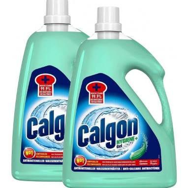 2er Pack Calgon Hygiene Plus Gel (je 2,25l) für 19,99€(statt 28€)
