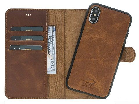 Solo Pelle iPhone X(s) Lederhülle (2 in 1) inkl. Kartenfächer für 39,90€ (statt 60€)