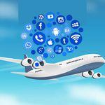Kostenfalle Internet: Teures Netz auf Flugreisen und Kreuzfahrten