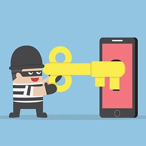 Wie sollte man vorgehen, wenn das Smartphone weg ist?