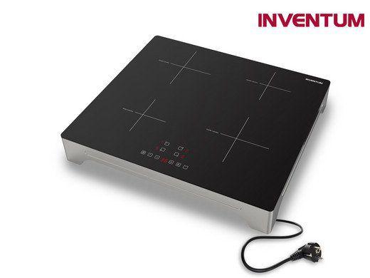 Inventum 1 Phasen Induktionsherd (VKI6010ZIL) für 238,90€ (statt 342€)