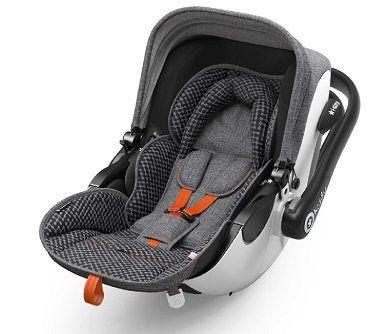 Kiddy Babyschale Evoluna i Size inkl. Isofix Base 2 für 239,99€ (statt 295€)