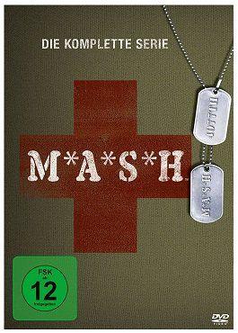 M*A*S*H Staffel 1 11 (Komplette Serie) auf 33 DVDs für 39€ (statt 50€)